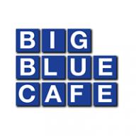 The big Blue Cafe